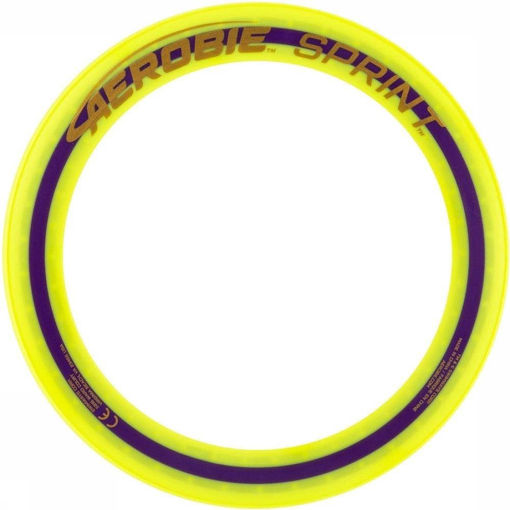 Afbeelding van Aerobie Sprint Ring Frisbee geel