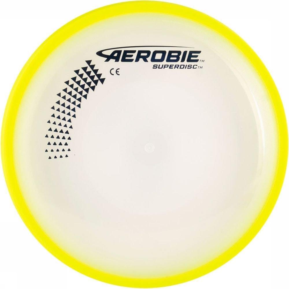 Afbeelding van Aerobie Superdisc Frisbee geel