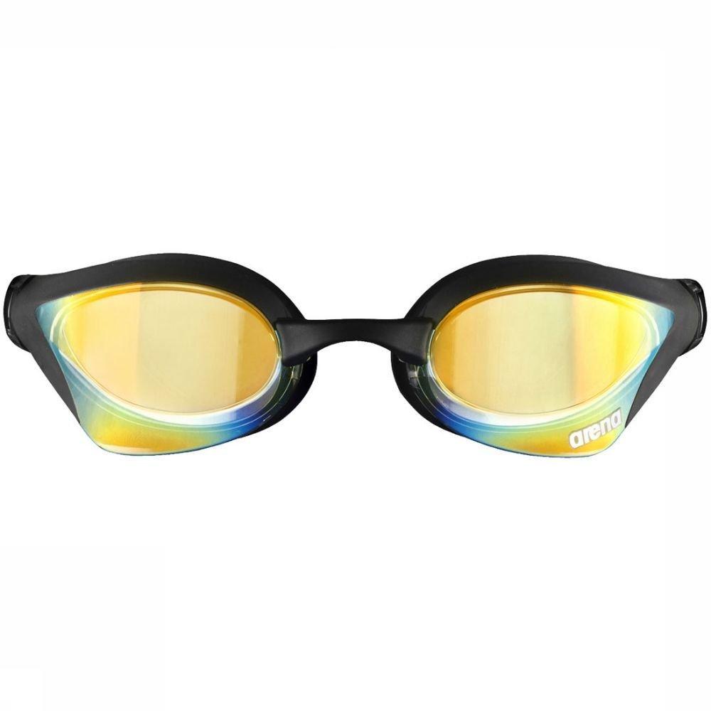 Afbeelding van Arena Cobra Core Mirror Zwembril Geel/Zwart