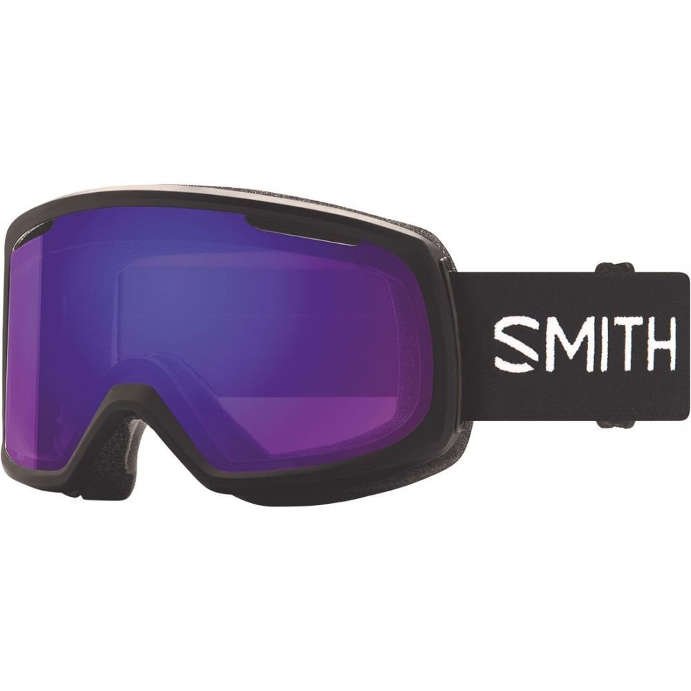 Afbeelding van Smith Riot Skibril Dames Zwart