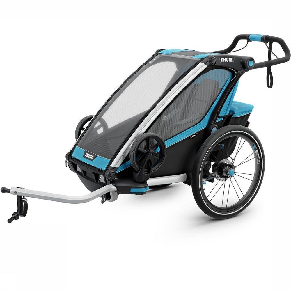 Afbeelding van Thule Chariot Sport 1 Kinderkar Blauw