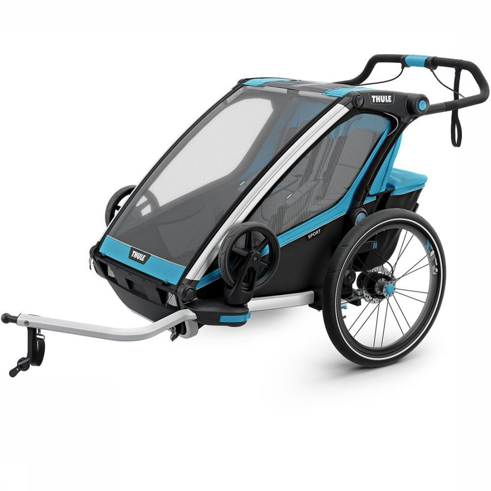 Afbeelding van Thule Chariot Sport 2 Kinderkar Blauw