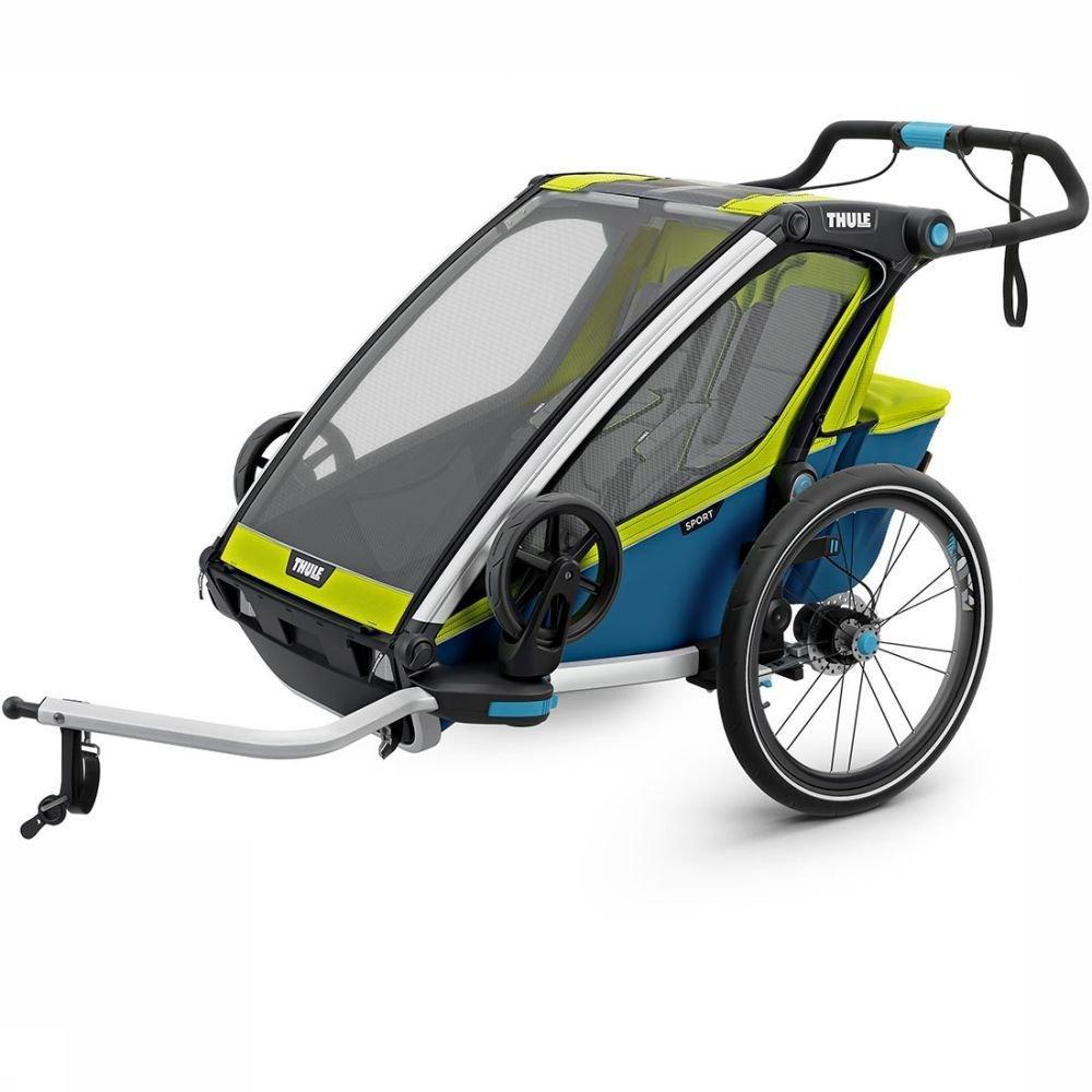 Afbeelding van Thule Chariot Sport 2 Kinderkar Groen