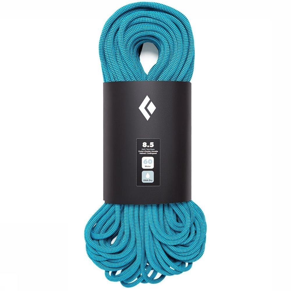 Afbeelding van Black Diamond 8.5 Dry 60m Dubbeltouw Blauw